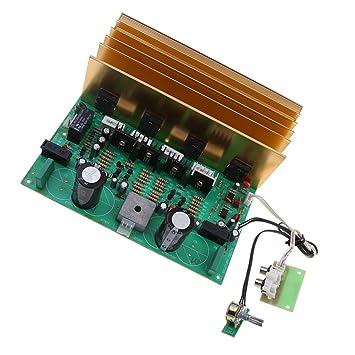 Baoblaze 500W Mono Channel Amplifier Class D HIFI Power
