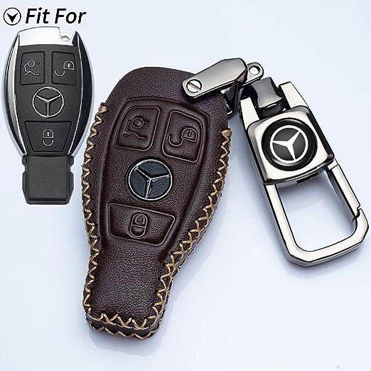 Amazon.com: Funda para llave de coche con memoria para Benz ...
