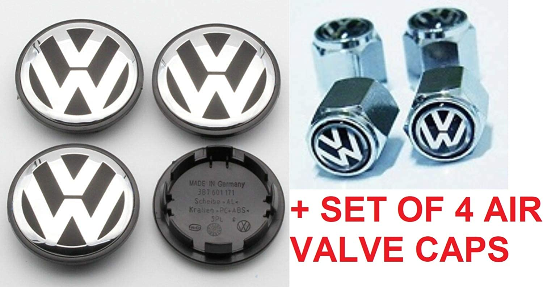 Set of 4/x 75/mm Wheel Centre Cap Hub Caps Wheel Trims
