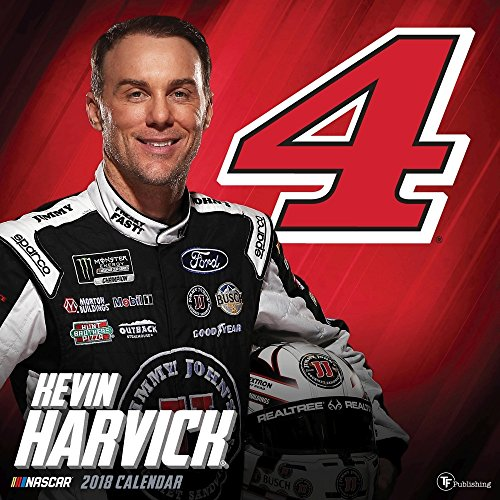 Harvick Photo (2018 Kevin Harvick Wall Calendar)