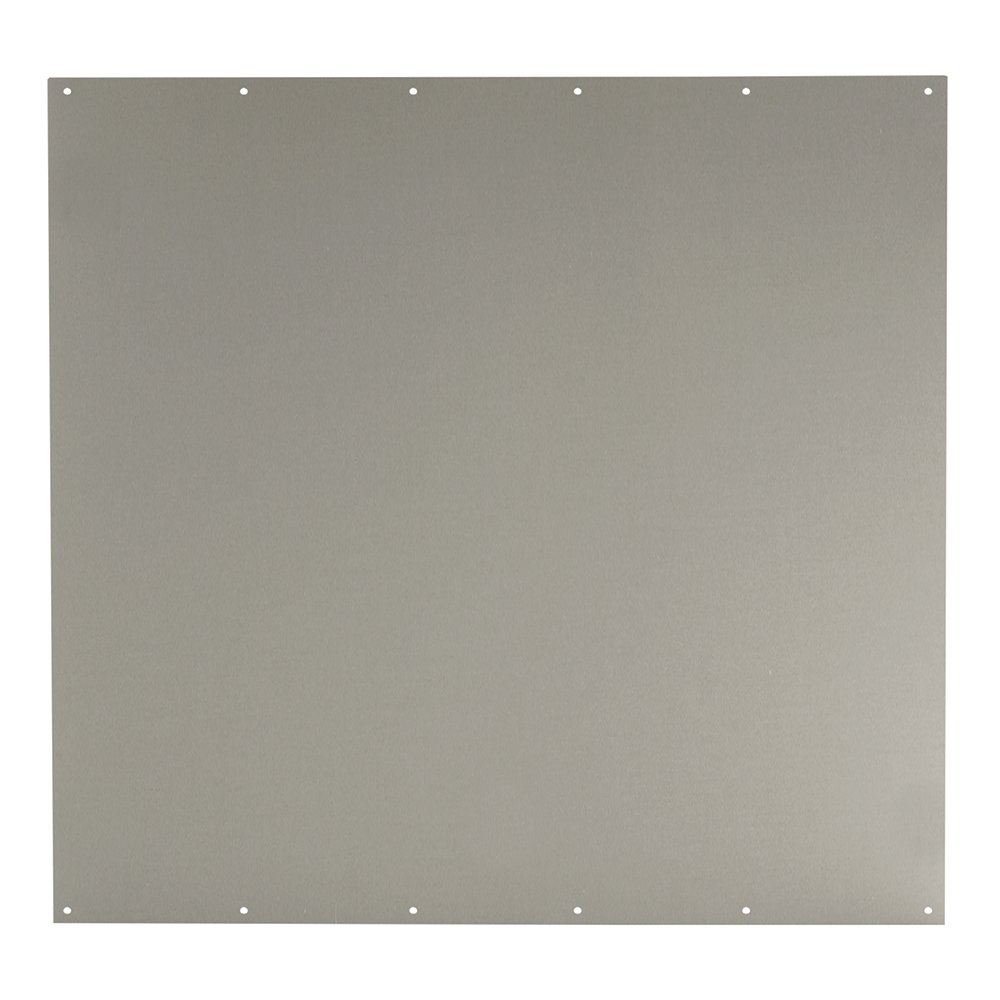 Prime-Line Products J 5018 Commercial Door Kickplate, 34 x 34-Inch, Stainless