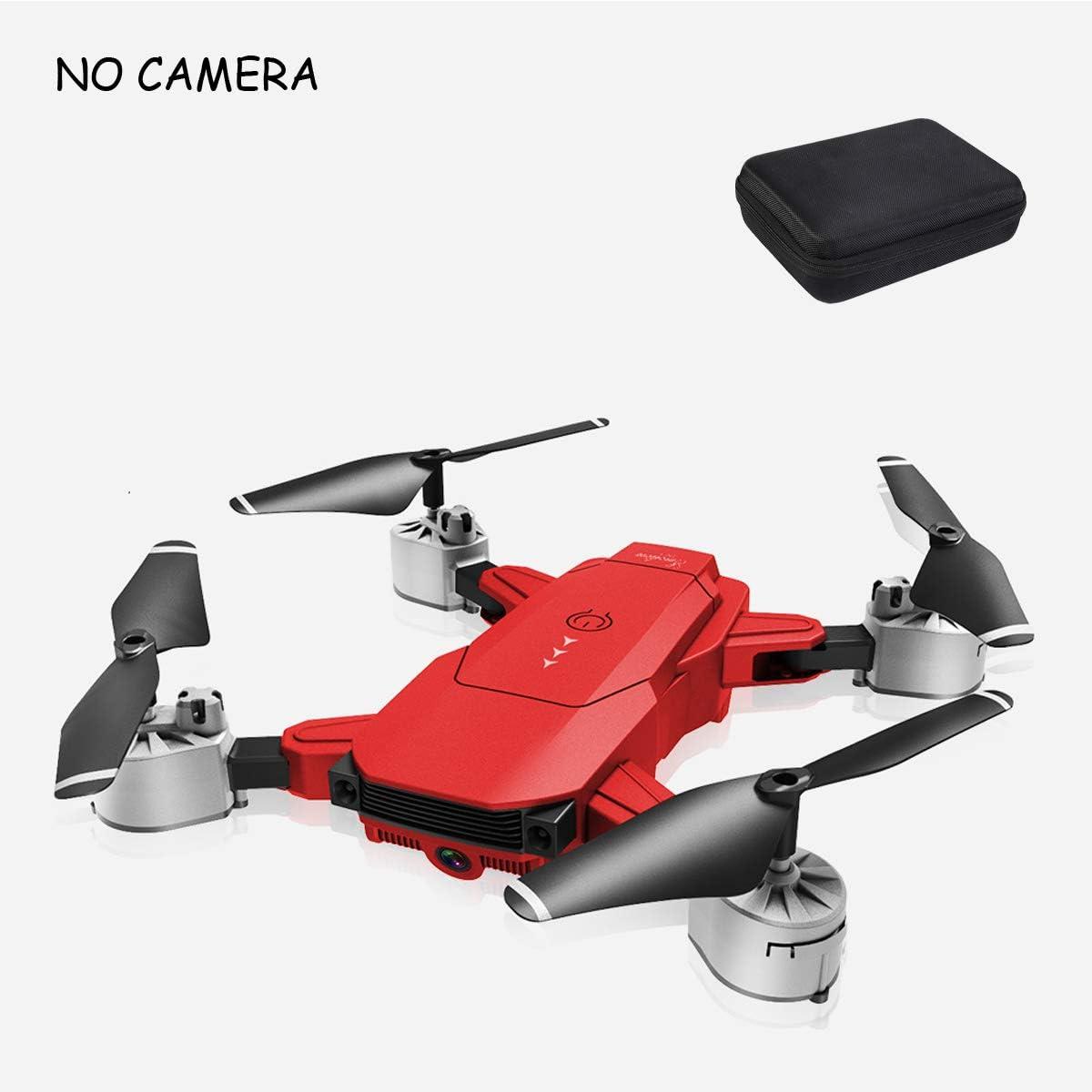 Muccy Portátil Drones para Niños con Luces, Control de Largo Alcance Quadcopter, RC Cuadricóptero Control de Altura, G-Sensor, Modo sin Cabeza, 6 Canales Drone para Principiantes