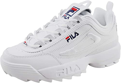 new product arrives low priced Fila Women's Disruptor II 3D Embroider Sneakers