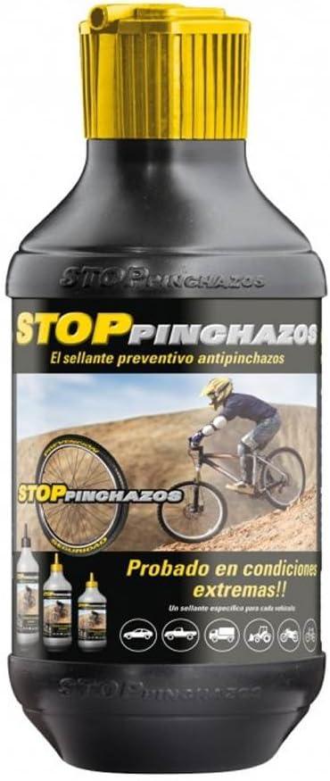 STOP PINCHAZOS - Liquido Antipinchazos Bici 130Ml: Amazon.es ...