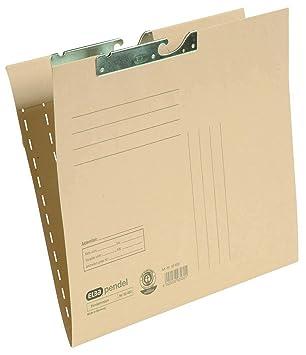 Elba 93480 - Archivador colgante (texto en alemán, cartón reciclado, 230 g/