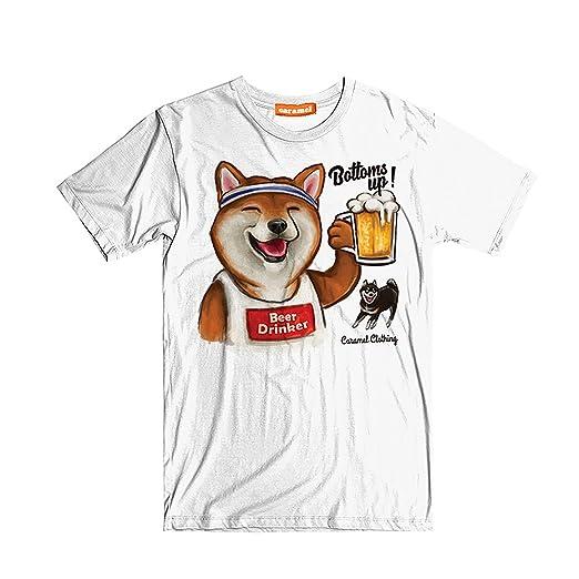 Fabelhaft Amazon.com: Caramel Clothing Shiba Inu T-Shirt - Shiba Beer Lover &FV_62