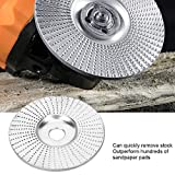 Steel Carving Disc Circular Saw Blade 100mm/3.9in