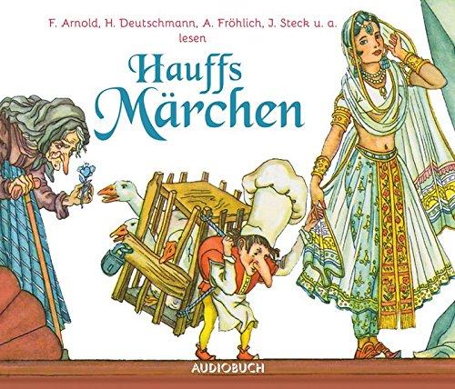 Hauffs Märchen (4 Audio-CDs)