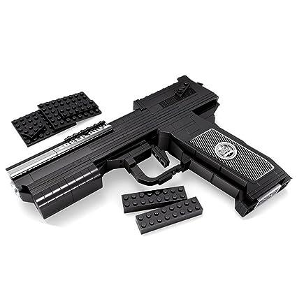 AUSNI - Kit de pistola de águila para desierto, escala 1:1, compatible