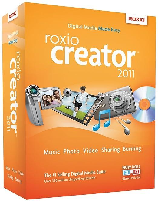 Roxio 3d photo creator product key shows