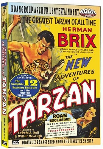 The New Adventures Of Tarzan (DVD-R)