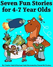 Seven Fun Stories for 4-7 Years Olds