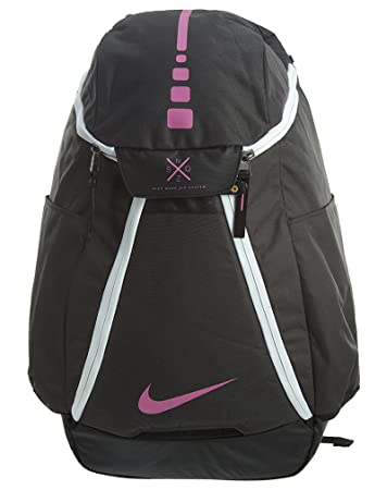 nike elite backpack silver