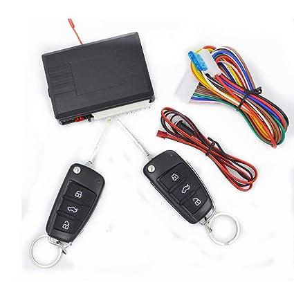 Car Remote Unlocker >> Amazon Com Universal Type Car Auto Key Keyless Entry System Vehicle