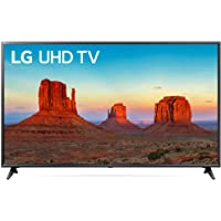"LG Smart TV 65"" 4K UHD 65UK6090PUA (Renewed)"