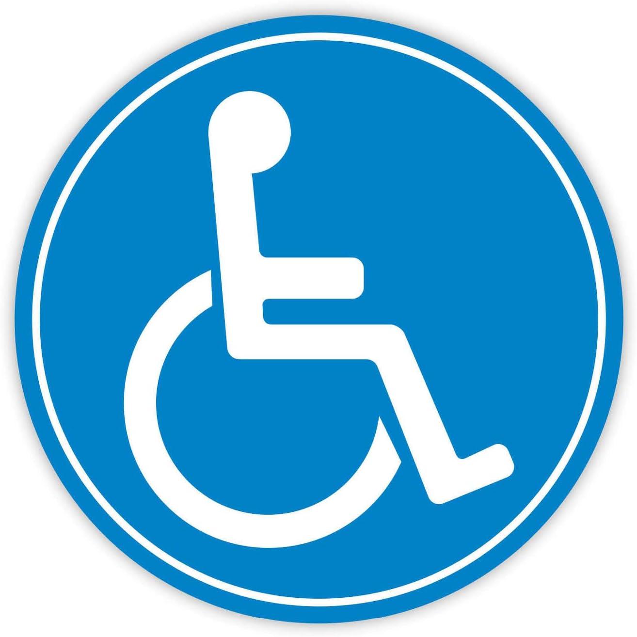Aimants pour Voiture Aimant de Chaise roulante pour Voiture R/ésistant aux intemp/éries pour Transport de handicap/és