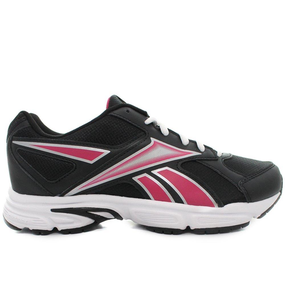 Size: 39.0 Color: Nero-Rosa Reebok Tranz Runner