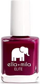 product image for ella+mila Nail Polish, ELITE Collection - In Line for Wine