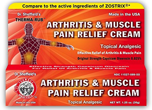 Dr Sheffields Arthritis Muscle Relief product image