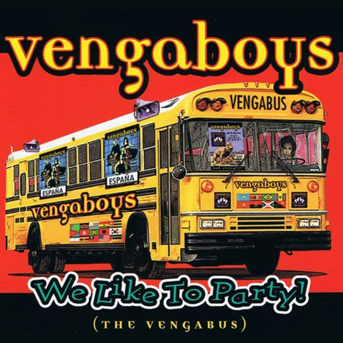 we like to party the vengabus by vengaboys on amazon. Black Bedroom Furniture Sets. Home Design Ideas