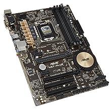 ASUS ATX DDR3 2600 LGA 1150 Motherboards H97-PLUS