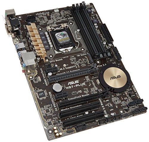 Asus H97 PLUS HDMI SATA Motherboards