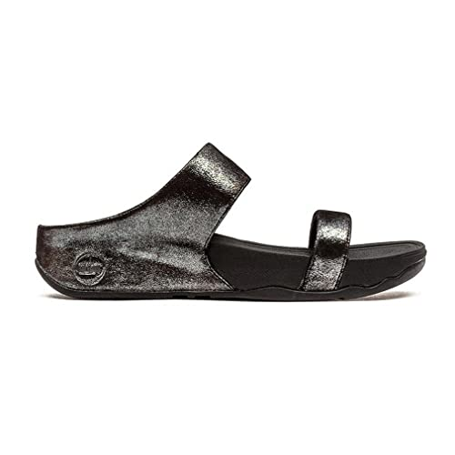 cbee0ac400a9ad Fitflop Lulu Shimmersuede Slide