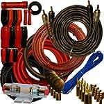 4 Gauge Amplfier Power Kit for Amp In...