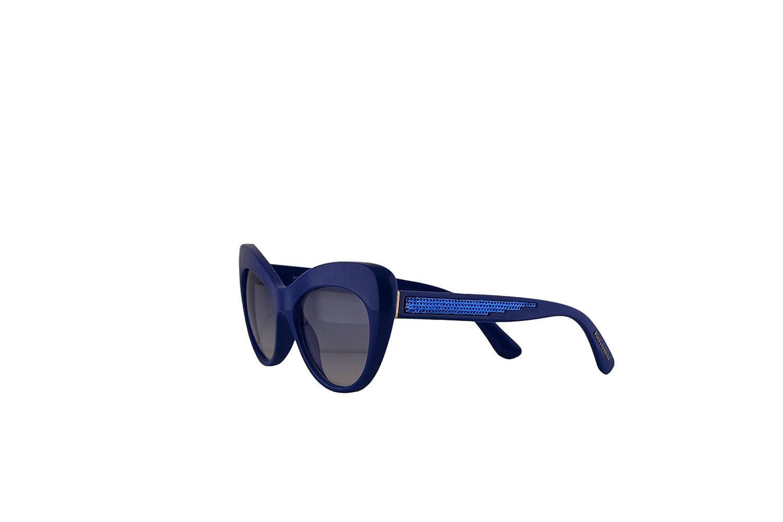 122dcc39b96e Dolce & Gabbana Authentic Sunglasses DG6110 Blue w/Blue Gradient Lens  312219 DG 6110 (52mm): Amazon.co.uk: Clothing