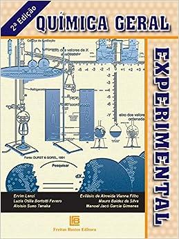 Book Quimica Geral Experimental