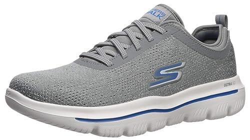 9aaa73e4b041d Skechers Mens Go Walk Evolution Ultra - Logic Sneaker: Amazon.ca ...