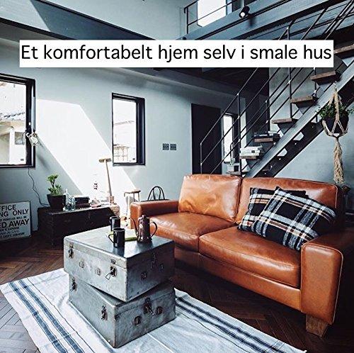 Et komfortabelt hjem selv i smale hus (Norwegian Edition)