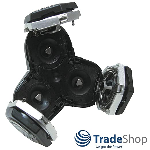 Ersatz Scherkopf Rasierkopf für Philips SensoTouch 3D RQ1280CC RQ1280X RQ1285