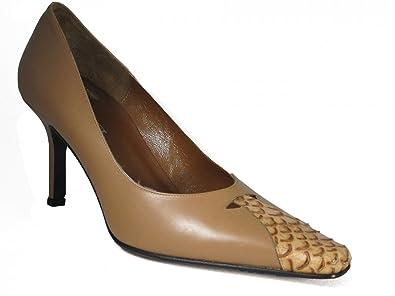 Amazoncom Davinci 4104 Womens Italian Leather Shoes Pumps