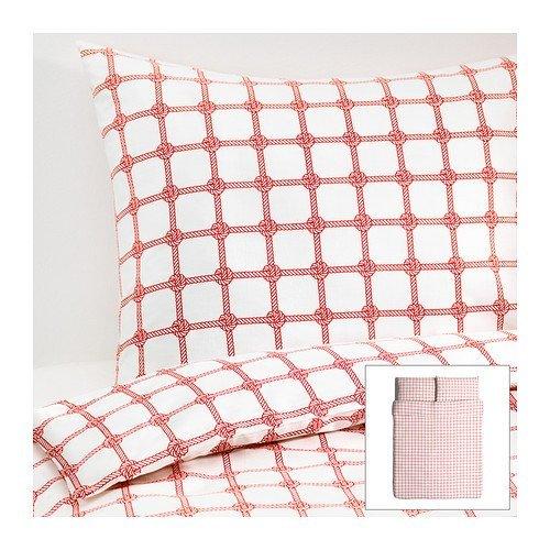 Amazon.com: IKEA lisel Reina Funda de edredón y fundas de ...
