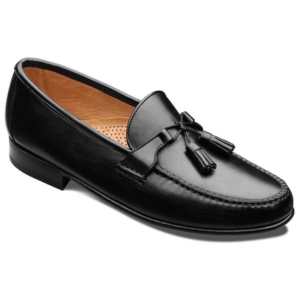 Allen Edmonds Men's Urbino Tassel Loafer,Black,10 EEE by Allen Edmonds