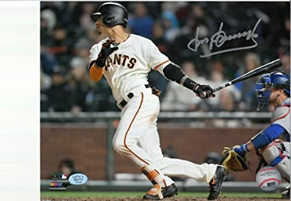 newest 34f51 f6169 Gorkys Hernandez Autographed 8x10 Photo SF Giants in-store ...
