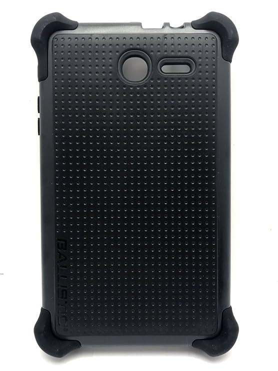 Amazon.com: Ballistic Tough Jacket Case for Alcatel Onetouch Pixi 7 Tablet: Cell Phones & Accessories