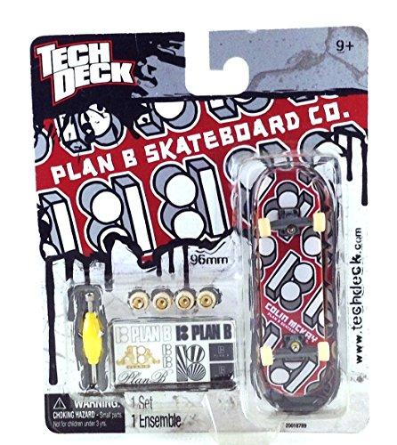 (Tech Deck Plan B Colin McKay Red 20018789)