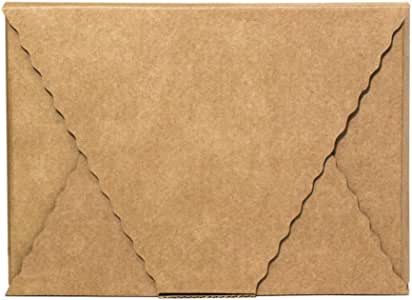 Kartox | Caja en Cruz | Caja Sobre | Caja Regalo de Cartón Kraft ...