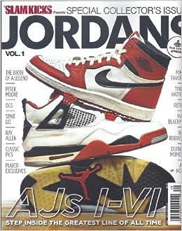 Slam Kicks Presents Jordans Volume # 1