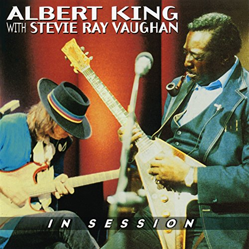Albert King Stevie Ray Vaughan - In Session