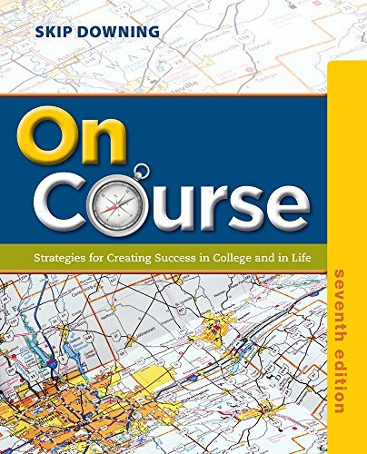 By Skip Downing Bundle: On Course: Strategies for Creating Success in College and in Life, 7th + MindTap(TM) College (7th Edition) [Paperback]