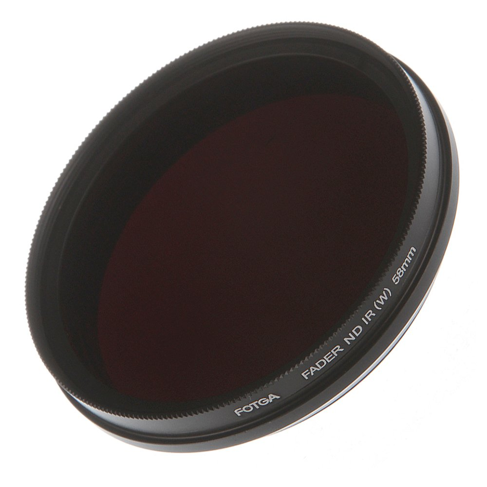 Runshuangyu 43MM Optical Glass Circular Infrared X-Ray Adjustable IR Pass Filter, Variable from 530nm to 750nm 590nm 680nm 720nm for DSLR Camera Photography by Run Shuangyu