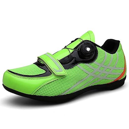 Gxet Zapatos BTT Bicicleta de montaña o Ciclismo de Interior ...