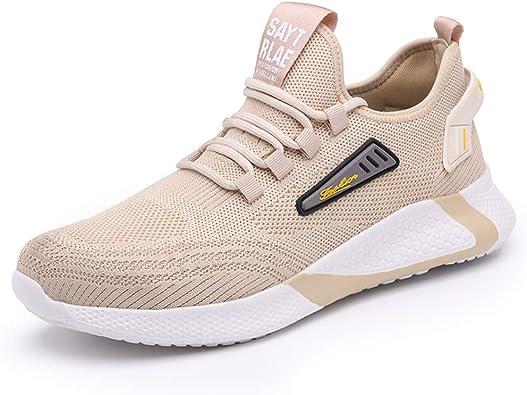 Nouveau Homme Ultra Léger en plastique de bouts de Sécurité Travail Chaussures Baskets Taille 7