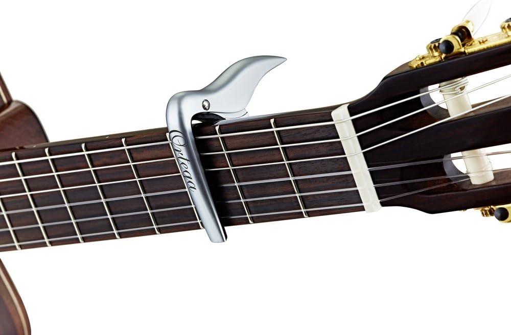 Ortega OCAPO-CR - Cejilla para guitarra clásica o de concierto ...