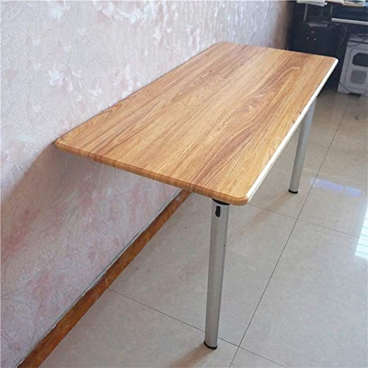 Mesa plegable Chunlan Madera de la Pared, Tabla de Cocina Plegable ...