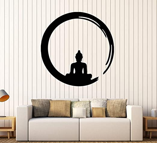 Geiqianjiumai Personalidad Buda Pegatinas de Pared ...