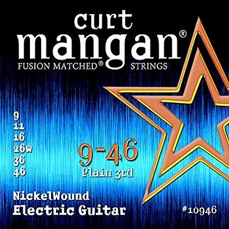 Curt Manganeso Strings 10946Guitarra Cuerdas